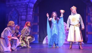 Spamalot costumes by costume workshop 10