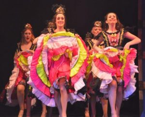 Spamalot costumes by costume workshop 11
