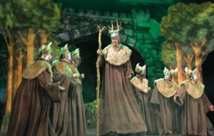 Spamalot costumes by costume workshop 12