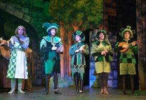 Spamalot costumes by costume workshop 15