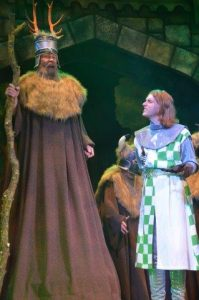 Spamalot costumes by costume workshop 16