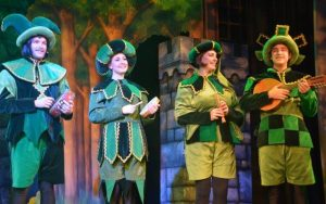 Spamalot costumes by costume workshop 17