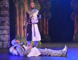 Spamalot costumes by costume workshop 18