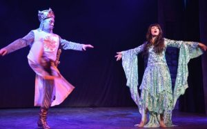 Spamalot costumes by costume workshop 23