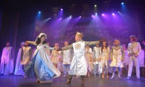 Spamalot costumes by costume workshop 24