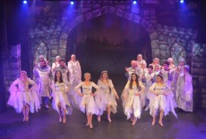 Spamalot costumes by costume workshop 26