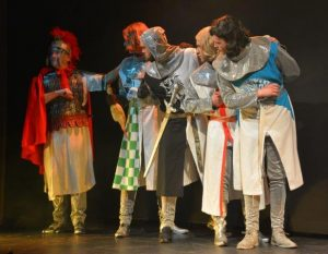 Spamalot costumes by costume workshop 5