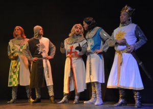 Spamalot costumes by costume workshop 6