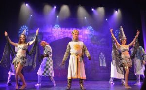 Spamalot costumes by costume workshop 7